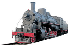 Historic train Stock Images