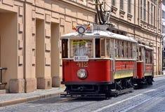 Historic Tram Stock Photos