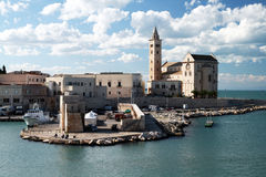 Historic trani Stock Images