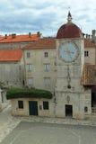 Historic Trogir Stock Image
