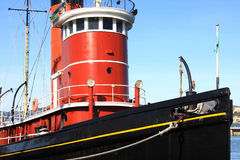 Historic Tugboat Royalty Free Stock Images
