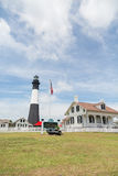 Historic Tybee Island Light Station Stock Photography