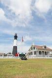 Historic Tybee Island Light Station Stock Photography