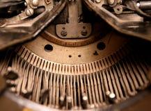 Historic typewriter Royalty Free Stock Image