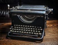 Historic typewriter Stock Photos