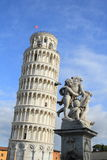 Historic and unesco world heritage of Pisa Royalty Free Stock Image