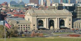 Historic Union Station KC, Mo Stock Photography