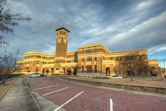 Union Station, Little Rock Royalty Free Stock Images