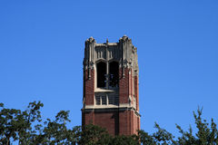 Historic University of Florida Carillon Royalty Free Stock Images