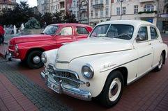 Historic Vehicle Parade Royalty Free Stock Image