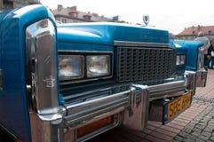 Historic Vehicle Parade Stock Photography