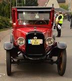 Historic vehicles Stock Image