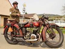 Historic vehicles Stock Photography