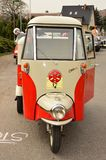 Historic vehicles Royalty Free Stock Image