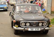 Historic vehicles Royalty Free Stock Photos