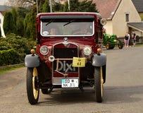 Historic vehicles Stock Photo