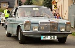 Historic vehicles Royalty Free Stock Photography