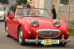 Historic vehicles Royalty Free Stock Photo