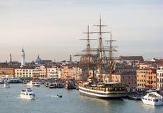 Historic Venice Stock Image