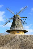 The historic Viby Mill on Funen Island, Denmark. The historic Viby Windmill on Funen Island, Denmark, Scandinavia Stock Images