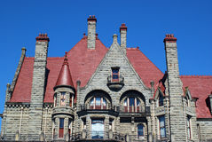 Historic Victoria Royalty Free Stock Photo