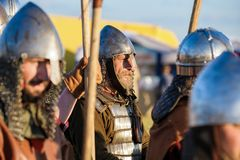 Historic viking festival Royalty Free Stock Image