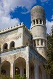 Historic villa Dream in Simeiz, Crimea Royalty Free Stock Image