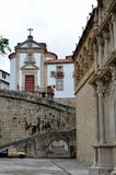 The historic village of Amarante in Portugal Royalty Free Stock Photos