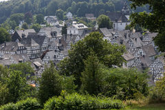 Historic village freudenberg germany Stock Image