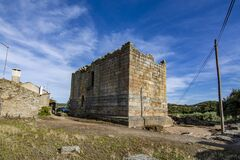 Free Historic Village Of Idanha A Velha In Portugal Royalty Free Stock Photography - 213680827