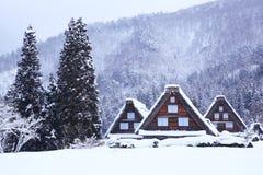 Free Historic Village Of Shirakawago Royalty Free Stock Photography - 29614347