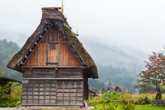 Historic Village of Shirakawa-go Royalty Free Stock Images