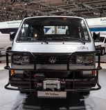 Historic VW T3 TriStar syncro Stock Images