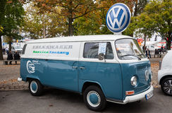 Historic VW T2 Royalty Free Stock Photo