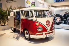Historic VW T1 Van Stock Photos
