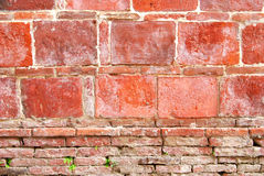 Historic wall Royalty Free Stock Photography