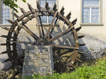 Historic Water Mill Wheel Stock Photos