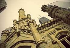 Historic Water Tower in Chicago Stock Photos