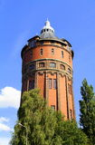 Historic water tower stock images