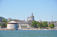 Historic Waterfront of Kingston, Ontario Stock Photography
