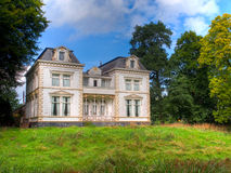 Historic White Mansion Royalty Free Stock Images