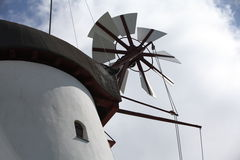 Historic windmill Royalty Free Stock Images