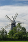 Historic Windmill in the UK Royalty Free Stock Image