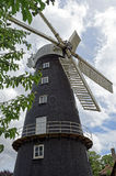 Historic Windmill in the UK Stock Image