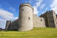 Historic Windsor Castle in England Stock Photos