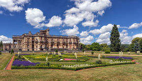 The famous Witley Court and Gardens, Worcestershire. Originally the site of medieval house built in Norman times, this house was rebuilt on a grander scale in Stock Photo