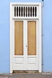 Historic wooden door Stock Photos