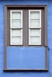Historic wooden window Stock Image