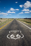 Historica USA Route 66 Arizona Royaltyfria Bilder