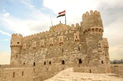 Historical Alexandria royalty free stock photo